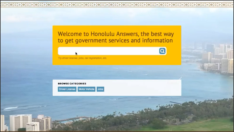 Honolulu Answers
